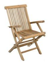 Židle Milan s područkou