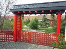 7. Japonská brána s plůtkem