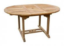 Stůl Mercy rozložený