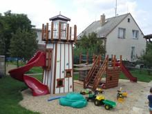 Dětské hřiště MAJÁK