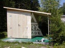 4. ND s pultovou střechou, boční spád a přesah