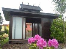 3. Obdélníkový japonský altán s posuvnými dveřmi