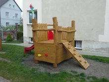 36. Herní sestava věž do 1m