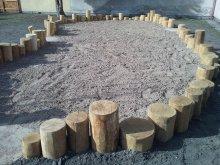 40. Palisádové pískoviště