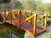 Zahradní mostky
