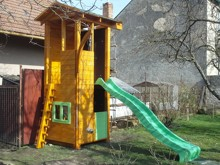 Dětské hřiště privátní